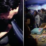 Ciclo Aloardi 'Audiosesión + Microferia de discos y sellos independientes' (Fundación Telefónica, Lima, PE)