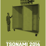 Festival 'Tsonami 2014, Arte Sonoro': Chrs Galarreta & Jnnk van der Putten (Valparaiso, CHI)
