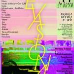 Concierto + Microferia de sellos independientes 'EVASIÓN 4' (Espacio Circuito Norte, Lima, PE)