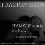 Concierto 'SITUACIÓN EXTREMA': N'alov (Circulo Bar, Lima, PE)