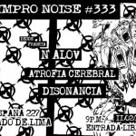 Concierto 'Impro Noise #333: N'alov (Bar Lima, Lima, PE)