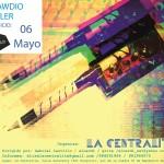 Taller 'DRAWDIO': Gabriel Castillo (La Centralita, Lima, PE)