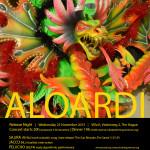 Aloardi release night (Villa K, The Hague, NL)