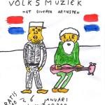 Folk-music event (Wunderbar, Rotterdam, NL)