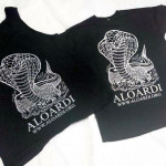 Aloardi, Tica and Sajjra T-Shirts